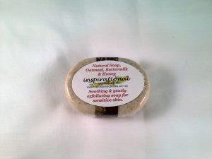 Oat, Honey & Buttermilk Soap